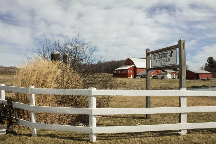 Virginia's Farm Winery Tasting Rooms: RockbridgeVineyard