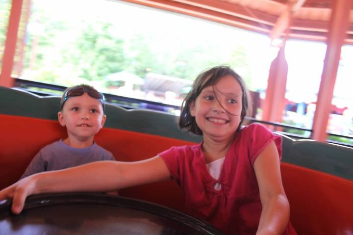 Toddlers Do Busch Gardens for Free!
