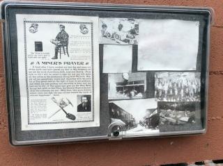 St. Charles Coal Miner's Memorial