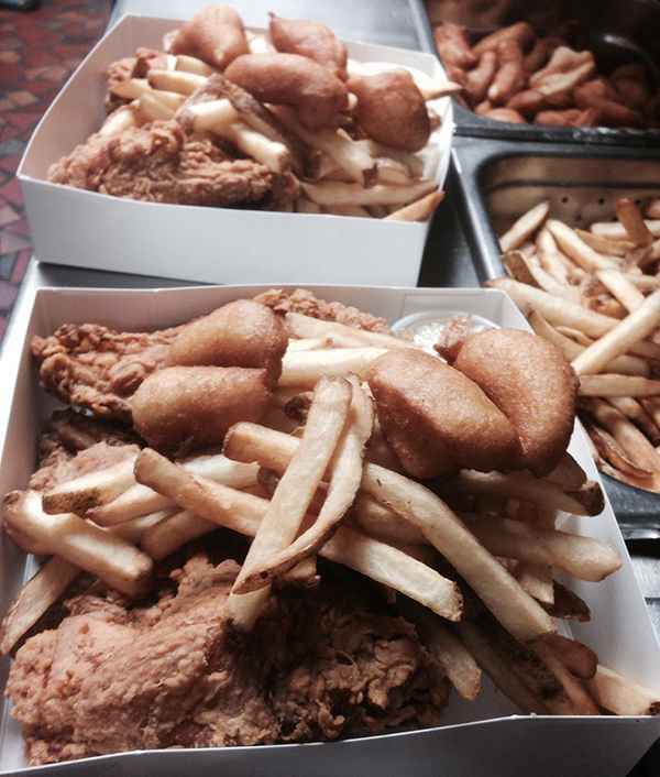 Virginia's Best FriedChicken
