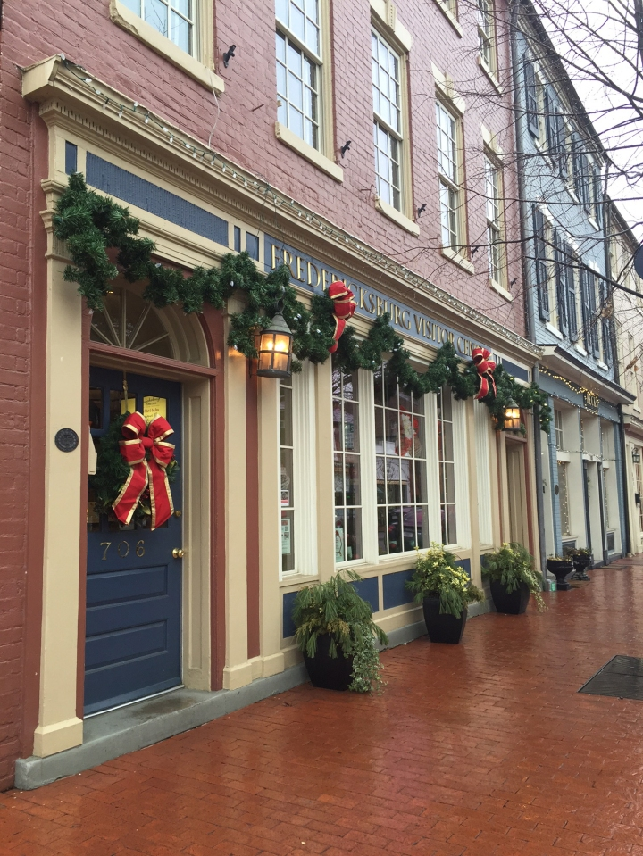 Christmas in Fredericksburg