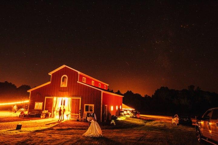Virginia Barn Weddings / Adams International School, Maidens, VA