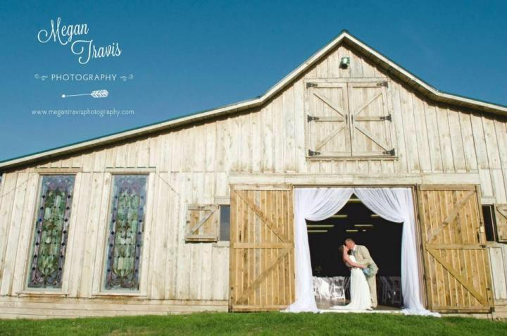 The Gentry Farm, Ringgold, VA. Photo by Megan Travis Photography