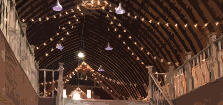 Wedding Season in Virginia: Barns
