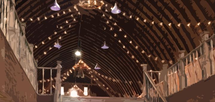 Wedding Season in Virginia:Barns