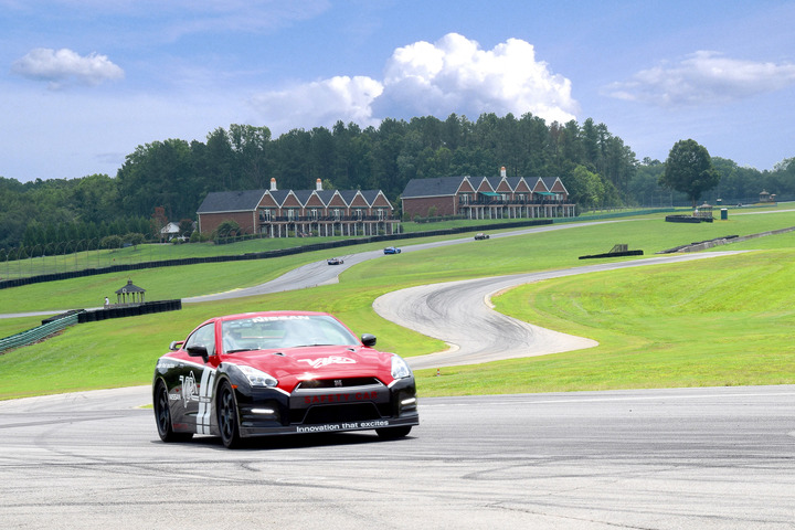 Exhilarating Race Weekend at VIRginia International Raceway