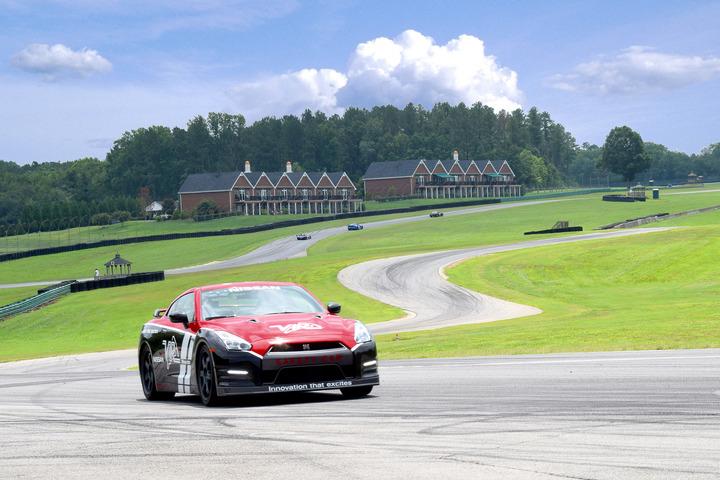 Exhilarating Race Weekend at VIRginia InternationalRaceway